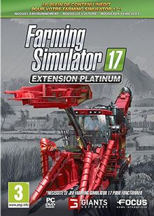 JEU PC Focus Farming Simulator 17 - PC