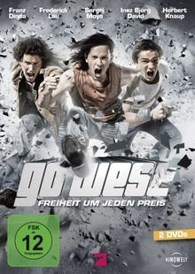 Go West - Freiheit um jeden Preis [2 DVDs]