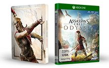 Assassin's Creed Odyssey - Steelbook Edition - (exkl. bei Amazon.de) - [Xbox One]
