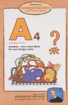 Bibliothek der Sachgeschichten: A4 - Autobau