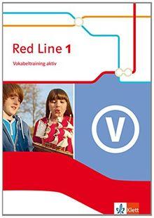 Red Line / Vokabeltraining aktiv: Ausgabe 2014