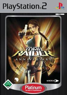 Lara Croft - Tomb Raider: Anniversary [Platinum]