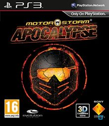 Third Party - Motor Storm : Apocalypse 3D Occasion [ PS3 ] - 711719153580