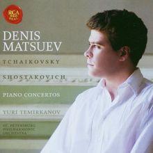 Tschaikowsky / Schostakowitsch: Klavierkonzerte