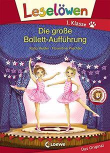 Leselöwen 1. Klasse - Die große Ballett-Aufführung