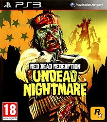 Red Dead Redemption Undead Nightmare FR PS3