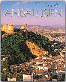 Horizont ANDALUSIEN - 160 Seiten Bildband mit über 230 Bildern - STÜRTZ Verlag
