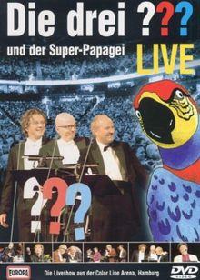 Die drei ??? und der Super-Papagei - Live