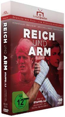 Reich und arm - Box 3/3: Buch 2, Teil 2 (Fernsehjuwelen) [3 DVDs]