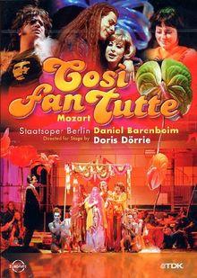 Mozart, Wolfgang Amadeus - Cosi fan tutte (Staatsoper Berlin) (2 DVDs)