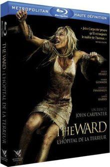 The Ward - L'hôpital de la terreur [Blu-ray]