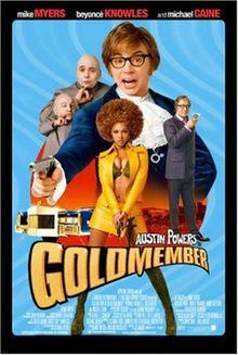 Austin Powers 3 - Goldmember [UK Import]