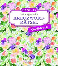 Kreuzworträtsel Deluxe Groß- Band 13