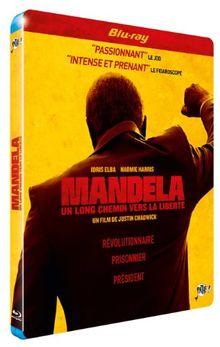 Mandela : un long chemin vers la liberté [Blu-ray] [FR Import]