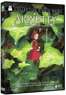 Arrietty, le petit monde des chapardeurs [FR Import]