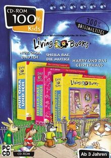 100%Kids:Living Books:Harry u.d.Geister u.a.