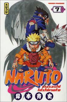 Naruto, Tome 7 :