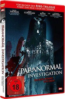Paranormal Investigation - Das Böse kommt von oben [2 DVDs]
