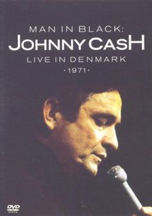 Johnny Cash - Man In Black: Live in Denmark - 1971