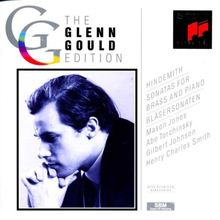 Hindemith: Sonatas for Brass and Piano / Bläsersonaten