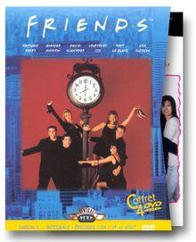 Friends - L'Intégrale Saison 2 - Édition 4 DVD [FR Import]