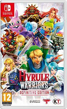 Hyrule Warriors Definitive Edition : SWITCH , FR