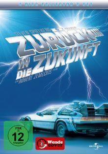 Zurück in die Zukunft [4 DVDs] [Collector's Edition]