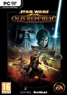 [UK-Import]Star Wars The Old Republic Game PC