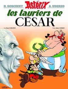 Asterix Französische Ausgabe 18. Les lauriers de Cesar (Astérix)