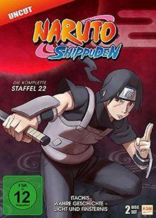 Naruto Shippuden - Die komplette Staffel 22 [3 DVDs]