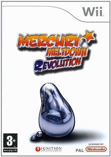 Mercury Meltdown Revolution [UK Import]