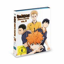Haikyu!! Season 2 - Vol. 3 (Episode 14-19) [Blu-ray]