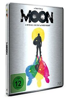 Moon - Steelbook [Blu-ray]