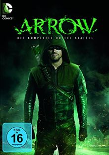 Arrow Staffel 3 [5 DVDs]