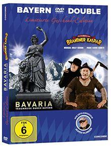 Bayern Double Geschenkedition - Die Geschichte von Brandner Kasper und Bavaria in einer Box (Limitierte Geschenkedition, 2 Discs)