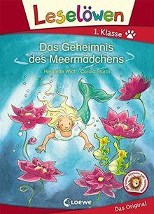 Leselöwen 1. Klasse - Das Geheimnis des Meermädchens