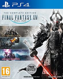 Square Enix Final Fantasy XIV Online Complete Edition (PS4) (New)