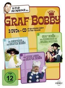 Graf Bobby Edition (+ Audio-CD) [3 DVDs]