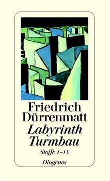 Labyrinth Turmbau Stoffe I - IX
