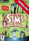 Les Sims Triple Deluxe [FR Import]