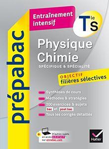 Physique-Chimie Tle S, spécifique et spécialité