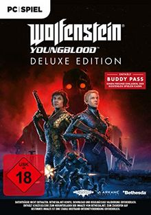 Wolfenstein Youngblood - Deluxe Edition (Deutsche Version) [Windows]