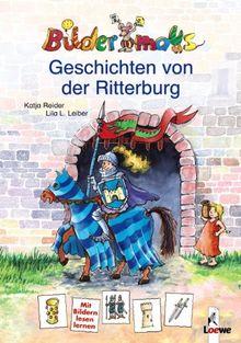 Bildermaus-Geschichten von der Ritterburg / Bilderdrache - Das kleine Burggespenst beim Ritterfest (Wendebuch)