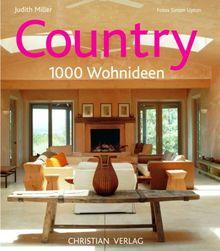 Country: 1000 Wohnideen