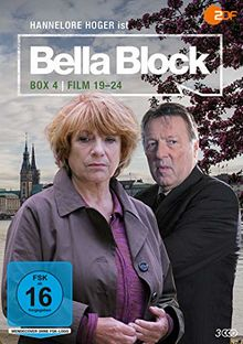 Bella Block - Box 4 (Film 19-24) [3 DVDs]
