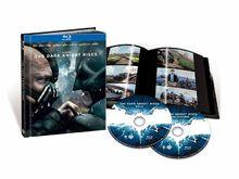 The Dark Knight Rises (inkl. Comic) [Limited Mediabook Edition] [Blu-ray]