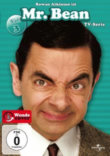 Mr. Bean - TV-Serie, Vol. 3