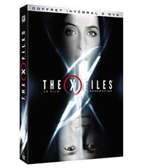 Coffret X-files : le film ; regeneration