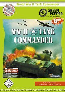 WW II Tank Commander [Green Pepper]