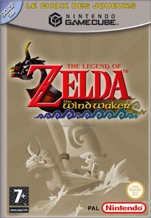 The Legend of Zelda : The Wind Waker - Player Choice